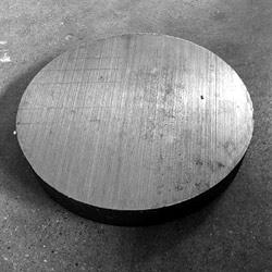 Lopin d'acier pour boule