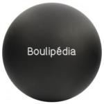 Boule gravée Boulipédia